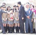 東京・新宿御苑に約1万8200人芸能人や著名人が出席し 安倍首相と令和へ